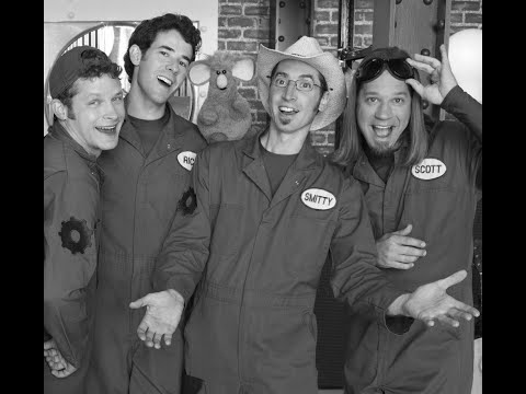 Imagination Movers - Live in London