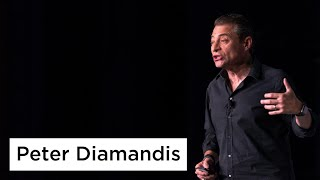 XPRIZE Founder Peter Diamandis On Why The Future is Brighter Than You Think