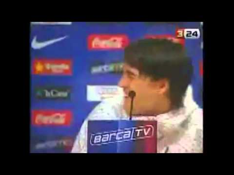 Bojan krkic funny moments