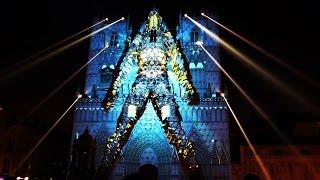 Fête des Lumières 2016 - Lyon - France :