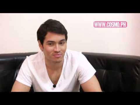 ALY BORROMEO Returns To Cosmo As Man On Fire For March ...