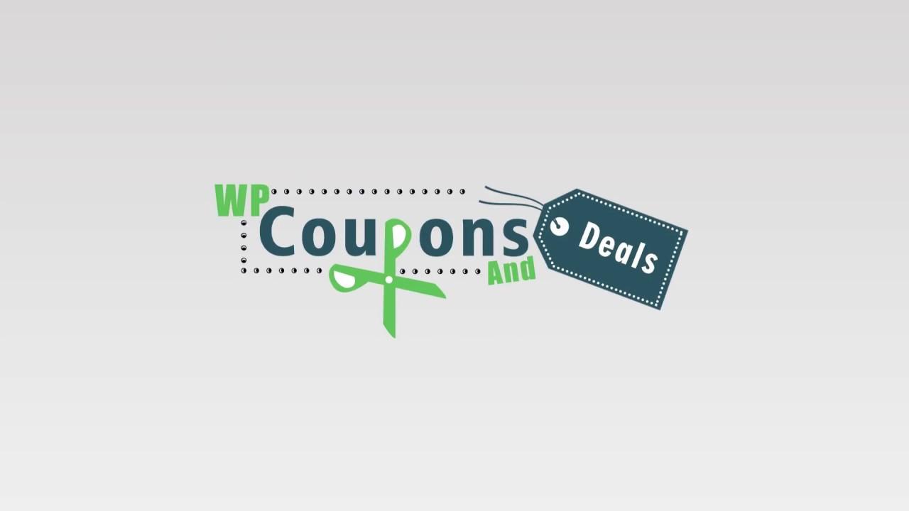 WordPress Coupon Plugin – WP Coupons and Deals – WordPress