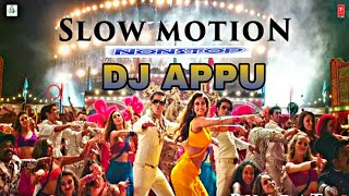 Slow Motion | Bharat | EDM Remix- Dj Appu l Latest Bharat Movie Dj 2019 | Slow Motion DJ Appu