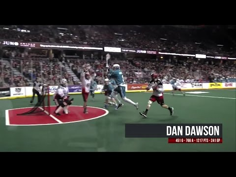 Top 5: NLL Active Leading Scorers Heading Into 2017