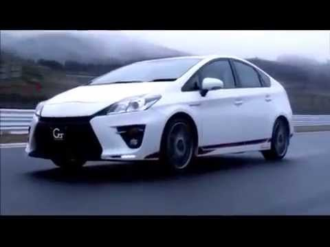 Toyota Prius G S Circuit Test Drive Impression ~トヨタ プリウス G