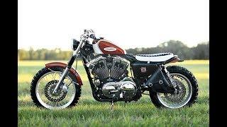 HARLEY -  DAVIDSON   Dirt bikes and Scramblers