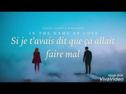 Name of love Traduction Français