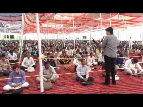 """Have Focus"" 29-11-2015 Sunday Sermon by Apostle Ankur Narula"