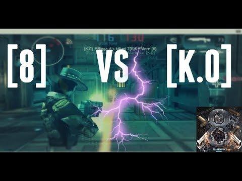 [8] VS [K.O] I VERY GOOD PLAY
