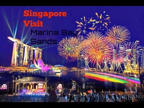 Singapore || Marina Bay Sands || BK