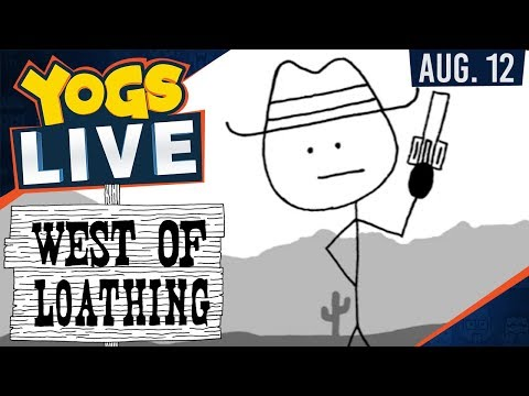 West of Loathing w/ FiZone! - 12th August 2017
