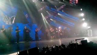 Сергей Лазарев. Шоу ''THE BEST'' Москва.