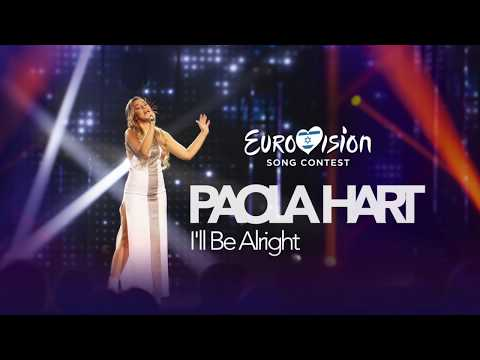 Paola Hart - I'll Be Alright (Eurovision Song Contest Lithuania) 2019
