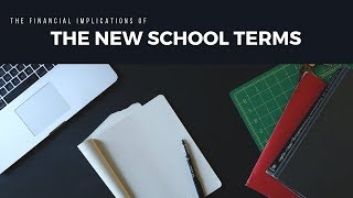 School terms - South Africa 2019