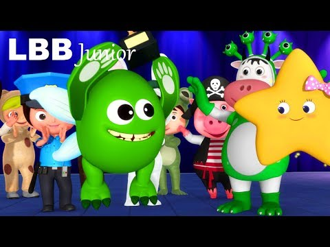 Fancy Dress Party | Original Songs | By LBB Junior