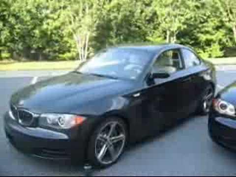 cc15d5ac991 United BMW - BMW Performance Suspension E82 135i - YouTube
