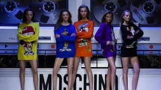 Moschino | Fall Winter 2015/2016 Full Fashion Show | Exclusive