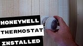 DIY trouble shooting thermostat - YouTube on