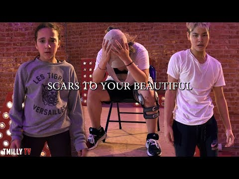 @AlessiaCara  Scars To Your Beautiful  Choreography  Jojo Gomez #TMillyTV #Dance