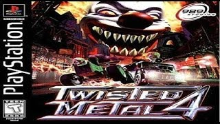 PSX Twisted Metal 4