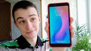 Xiaomi Redmi 6A   САМЫЙ ДЕШЕВЫЙ И САМЫЙ СТРАШНЫЙ СЯОМИ УНЫЛЫЙ ДИЗАЙН