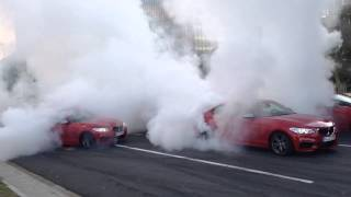 BMW 235i Cape Town shoot wrap