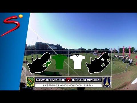 Premier Interschools - Glenwood High vs Monument High - 1st half
