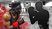 SPARRING AND TRAINING WITH FLOYD MAYWEATHER