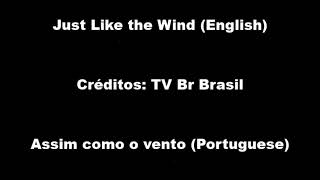 Baixar Just like the wind (Tony Garcia) - Lyrics/Tradução - Legenda PT