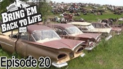 "BRING 'EM BACK TO LIFE Ep 20  ""Martell's Salvage Pt. 2"" (Full Episode)"