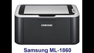 прошивка принтера Samsung ML-1860