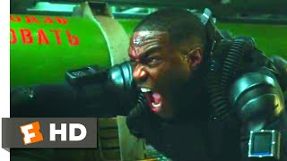 Aquaman (2018) - Black Manta Submarine Fight Scene (1/10) | Movieclips