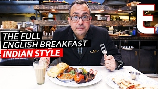 The Full English Breakfast With An Indian Twist — The Meat Show