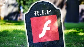 Why  S Adobe Flash Dying