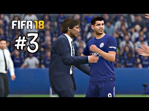 FIFA 18 Everton Career Mode Episode 3 - Late Drama Extravaganza | Xbox One Gameplay