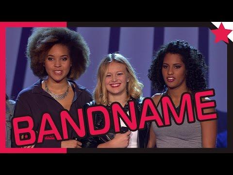 Der Bandname - Popstars