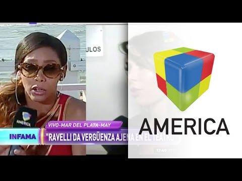 La pelea menos pensada: May Alexander vs. Sabrina Ravelli