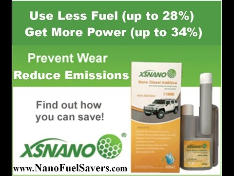 Fuel Savers Club Nano additive