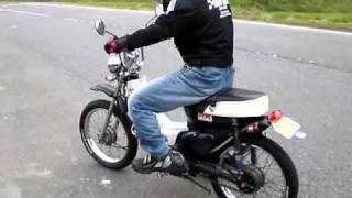 スーパーカブ 125 cc試運転♪♪ thumbnail