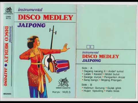 Instrumental Disco Medley Jaipong