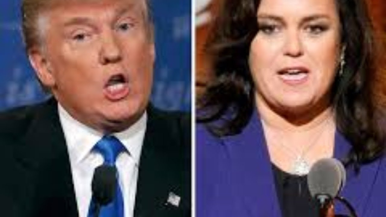 The REAL reason Trump & Rosie hate each other