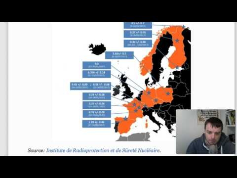 Mysterious Nuclear Accident in Europe - Radiation Spike