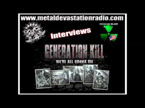 DJ REM Interviews - Generation Kill