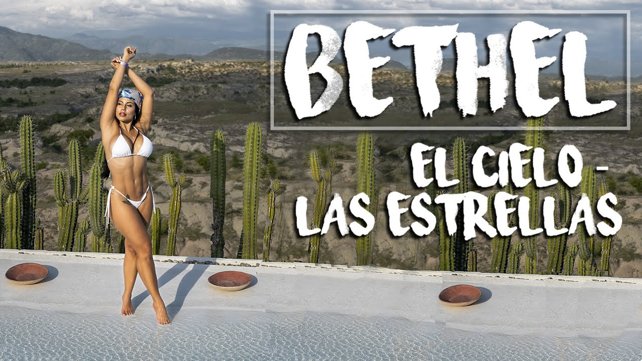 BETHEL RE-SILIENCE - Refugio de las ESTRELLAS 🌌 Desierto de la TATACOA - Hotel Tour