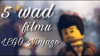 Co mi przeszkadzało w LEGO Ninjago Movie? (5 wad)