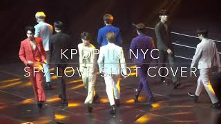 SF9 에스에프나인 Day 2 in NY 2019.07.07 Love Shot cover [HD fancam…