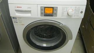 видео Замена подшипников в стиральной машине Бош