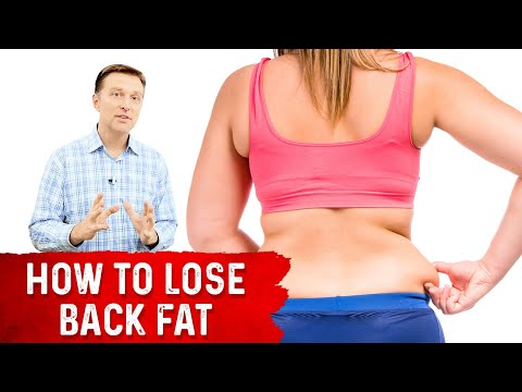 6d39a0a09e3 How to Lose Back Fat - YouTube