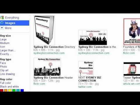 Sydney Biz Connection on Google