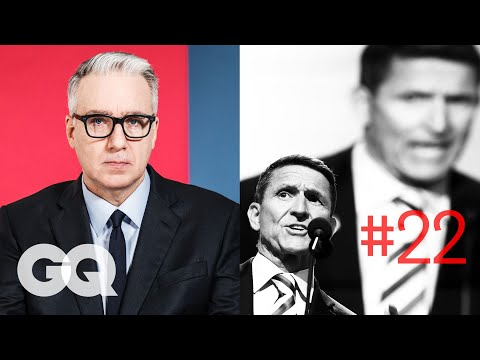 The One Crucial Question Trump Refuses to Answer | The Resistance with Keith Olbermann | GQ